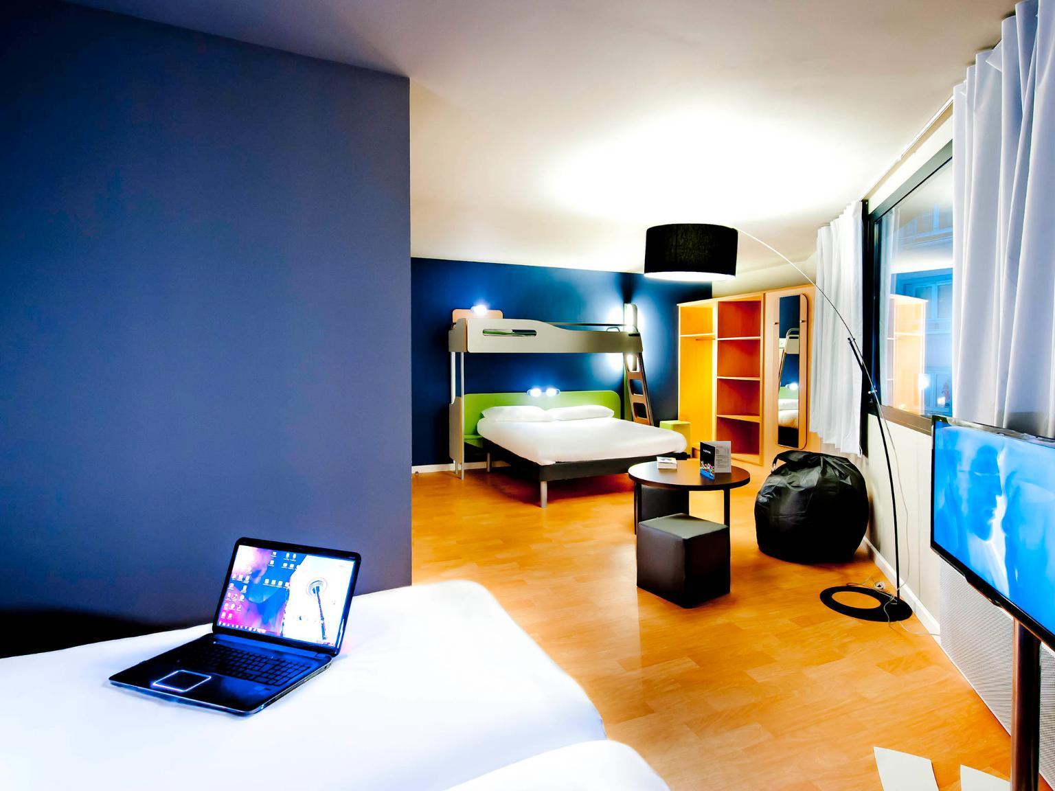 ibis budget brest centre port h tel 31 rue jean marie. Black Bedroom Furniture Sets. Home Design Ideas