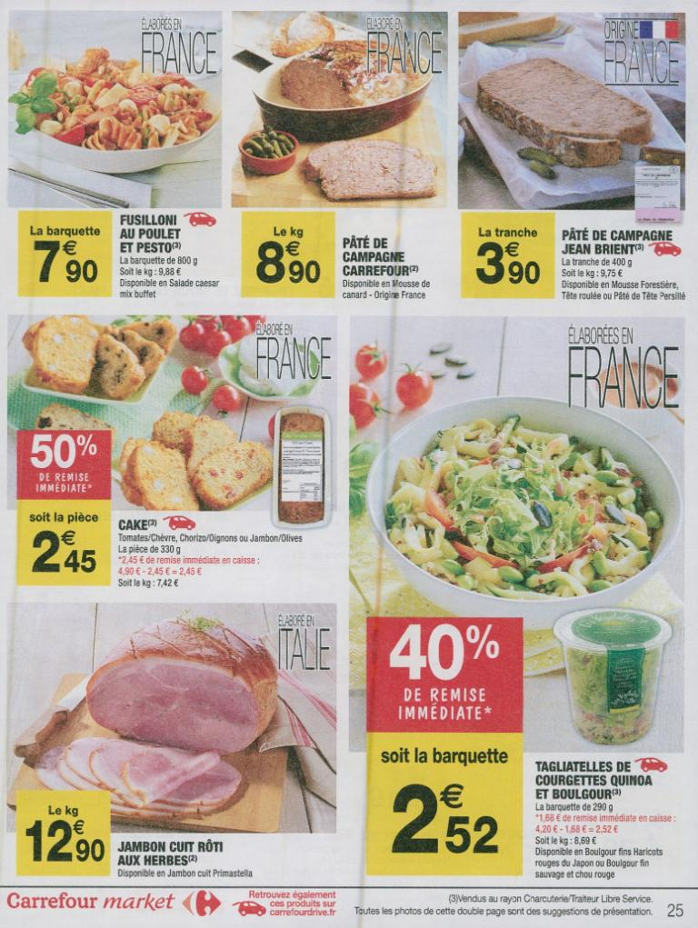 Carrefour market supermarch hypermarch all e europe 60500 chantilly adresse horaire - Horaire carrefour amiens ...