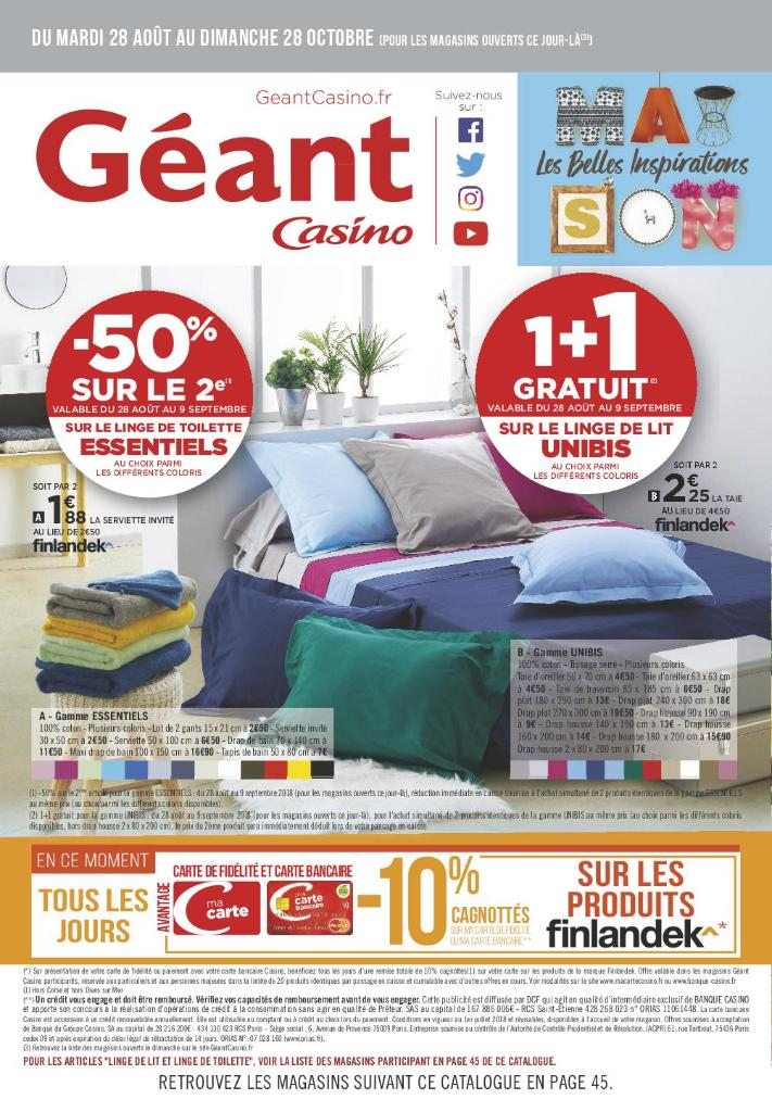 G ant casino valence sud supermarch hypermarch - Geant casino salon de provence catalogue ...