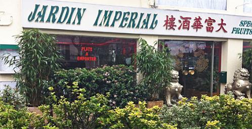 Jardin imp rial restaurant 11 avenue aristide briand for Jardin imperial