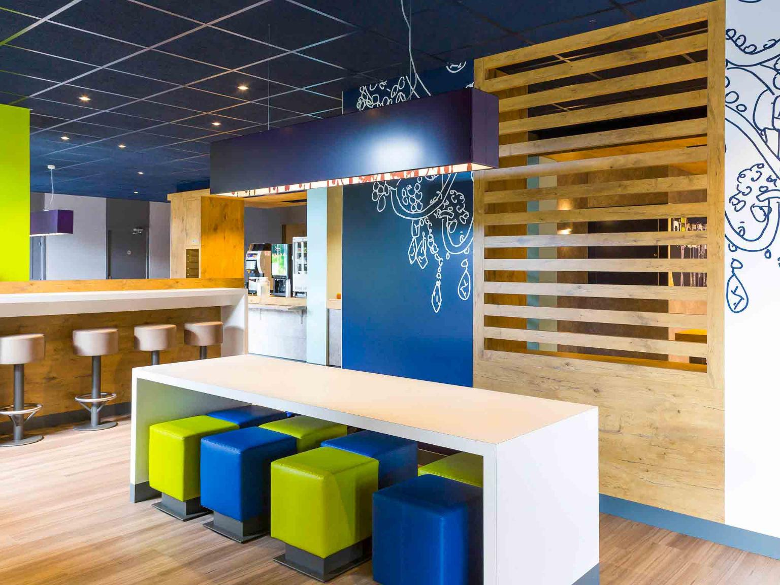 Hotel Restaurant A Hennebont
