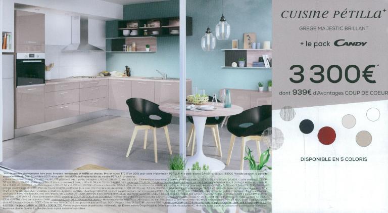 Cuisinella rive droite deco vente et installation de for Cuisinella paris 11