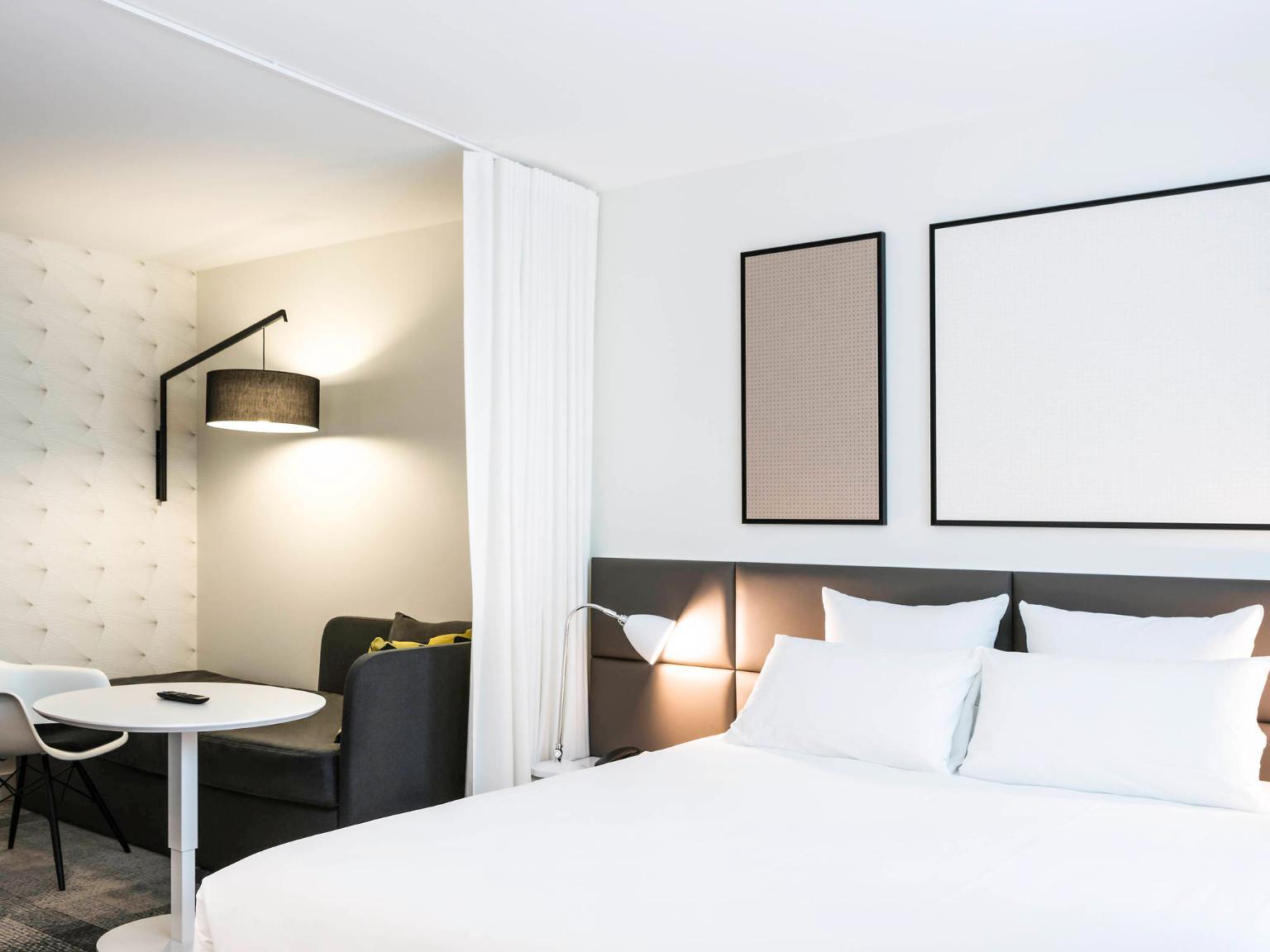 Novotel Suites Paris Expo Porte De Versailles H 244 Tel 4