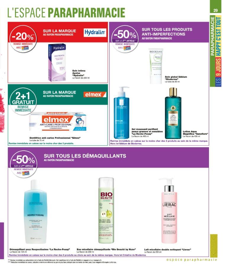 Monoprix supermarch hypermarch 166 avenue ledru rollin 75011 paris ad - Monoprix france catalogue ...