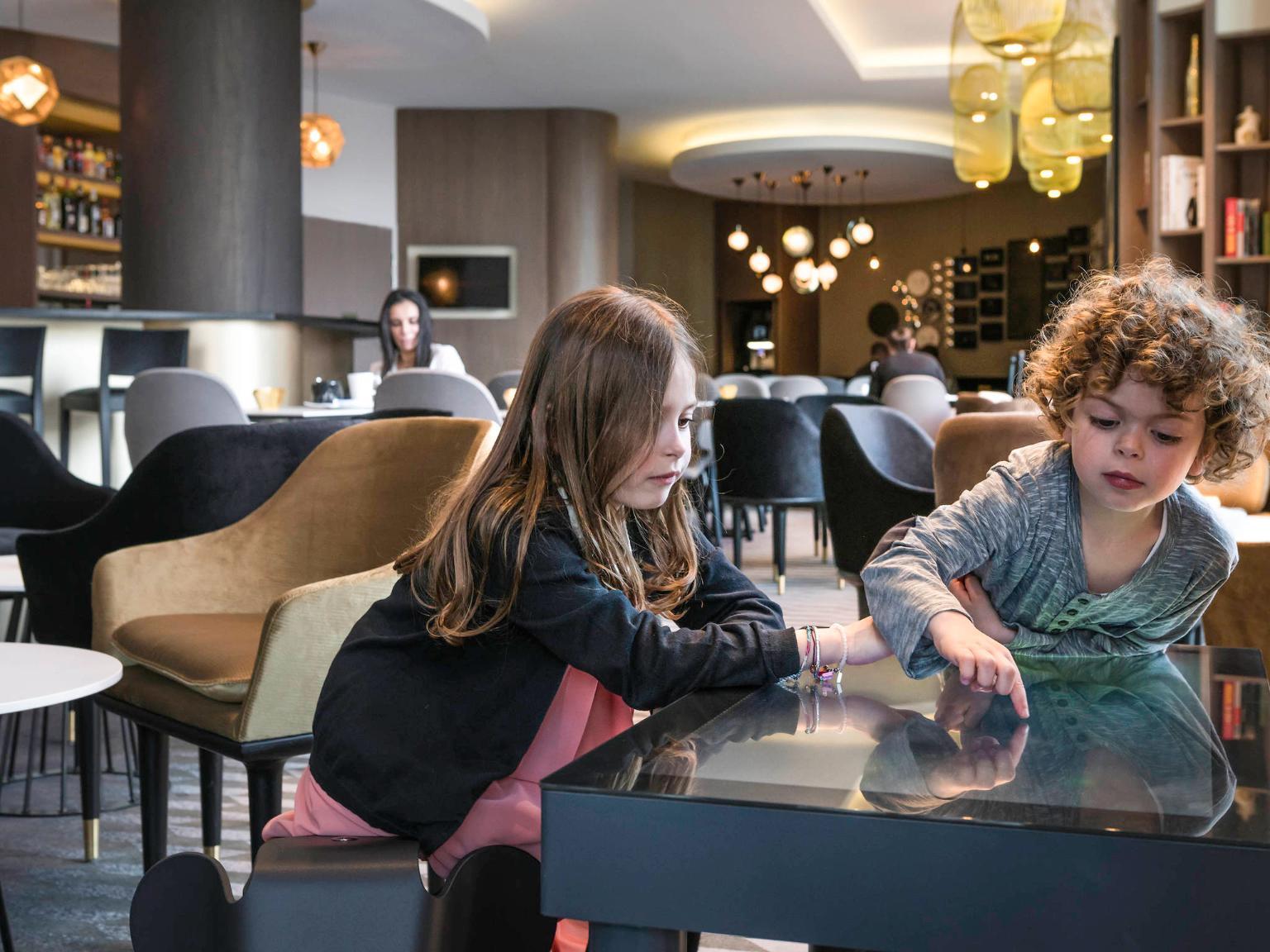 Novotel suites paris expo porte de versailles h tel 4 for Adresse paris expo