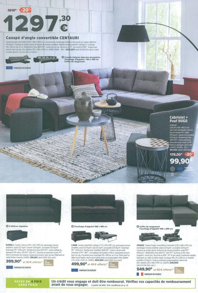 Fly meubles et d coration magasin de meubles 63 avenue - Meubles fly catalogue ...