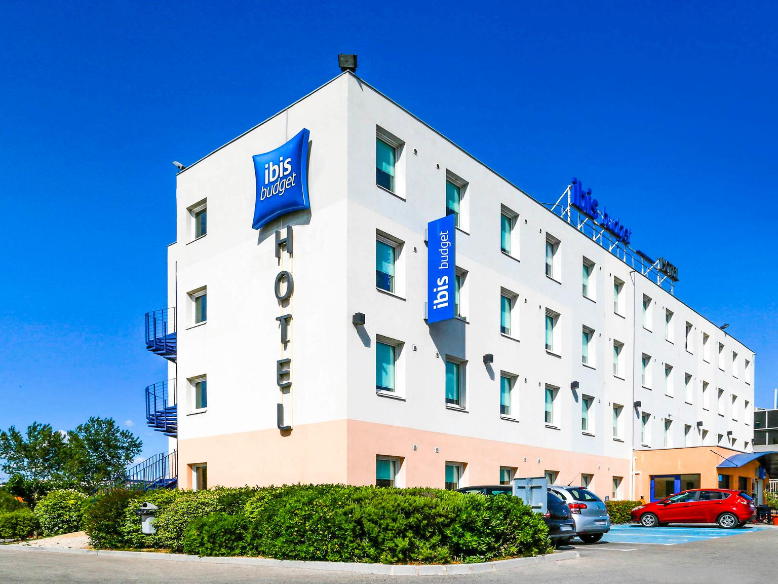 Ibis Hotel Marseille Aeroport