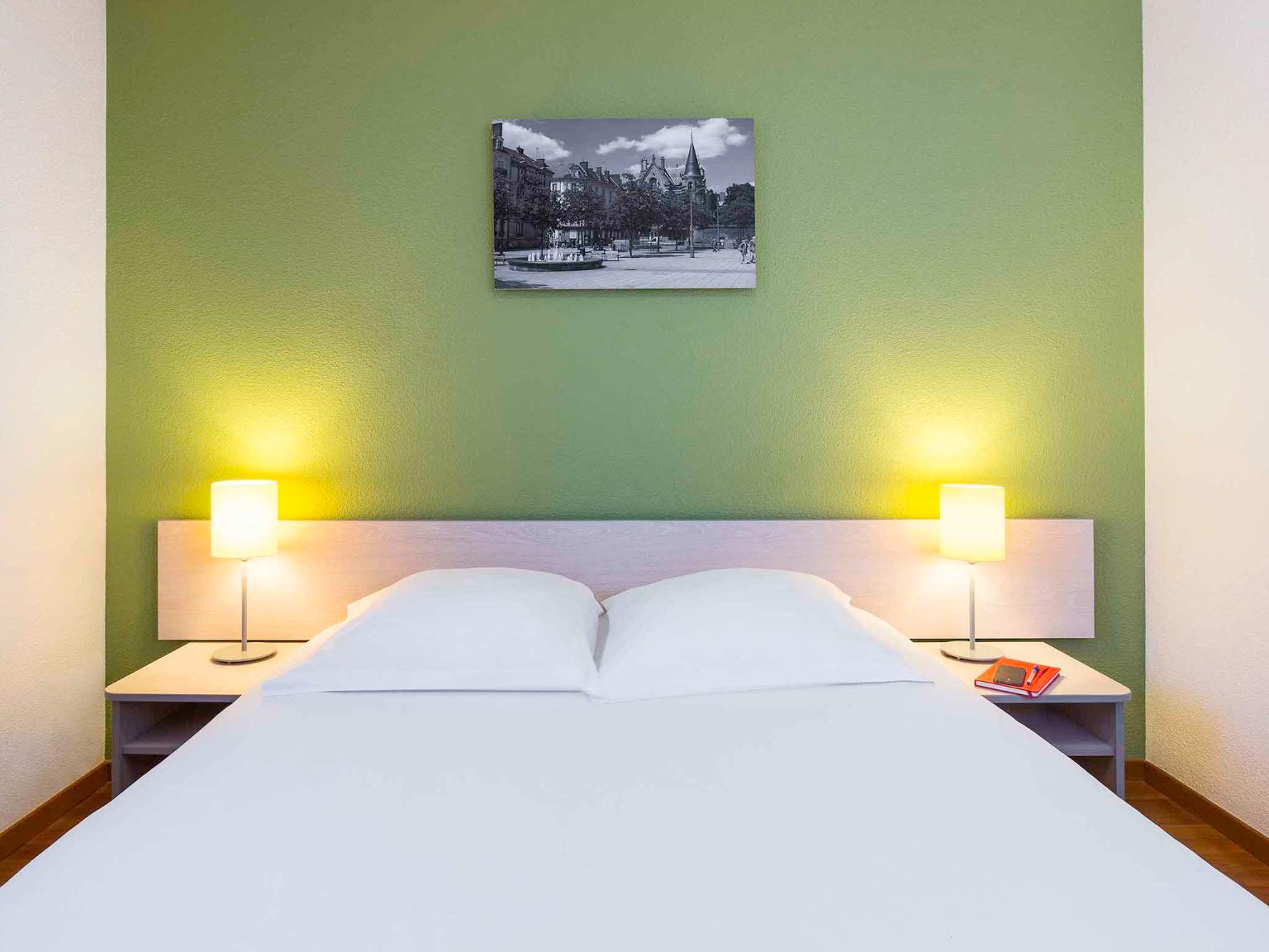 Aparthotel Adagio Access Rennes Centre - H U00f4tel  35 Rue D Antrain 35000 Rennes