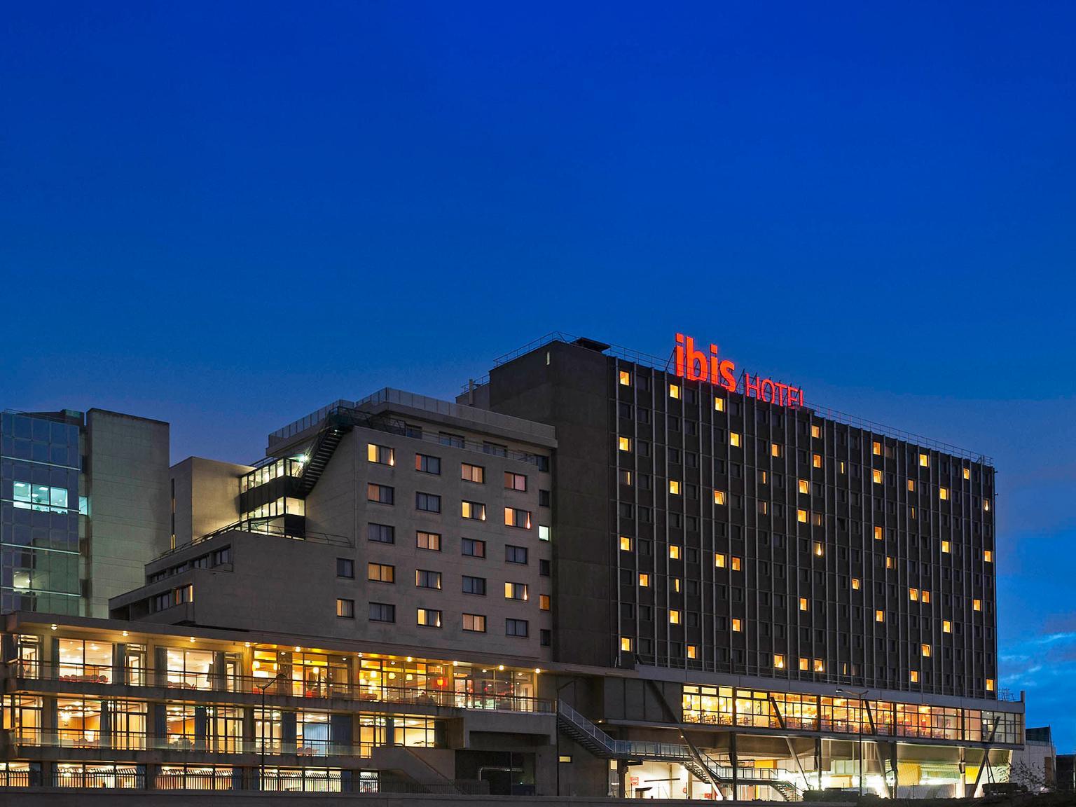 Ibis paris 17 clichy batignolles ex berthier h tel 10 for Hotels 75017