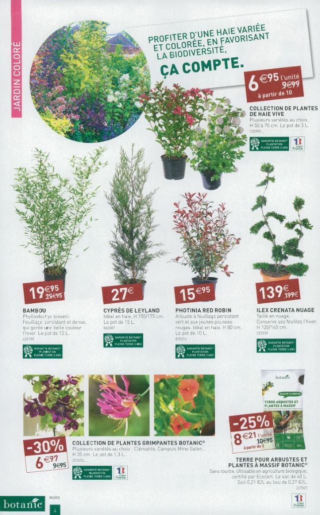 Botanic jardinerie avenue jean monnet 83500 la seyne sur mer adresse horaire - Horaire vive le jardin bernay ...