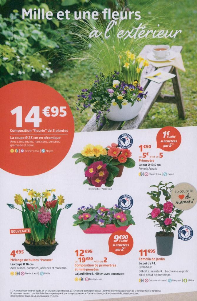 Jardiland centre agricole garelli ricci jardinerie 742 for Catalogue de jardinerie