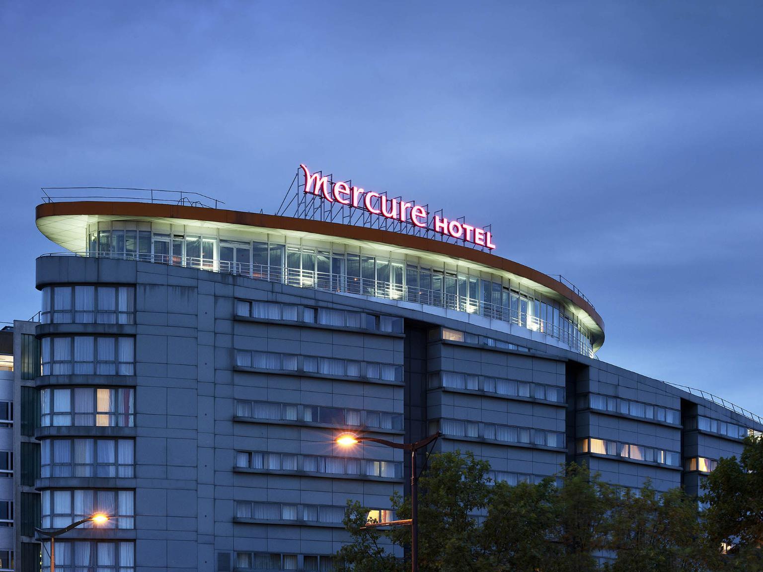 Hotel mercure paris 19 philharmonie la villette h tel for Porte de pantin salon