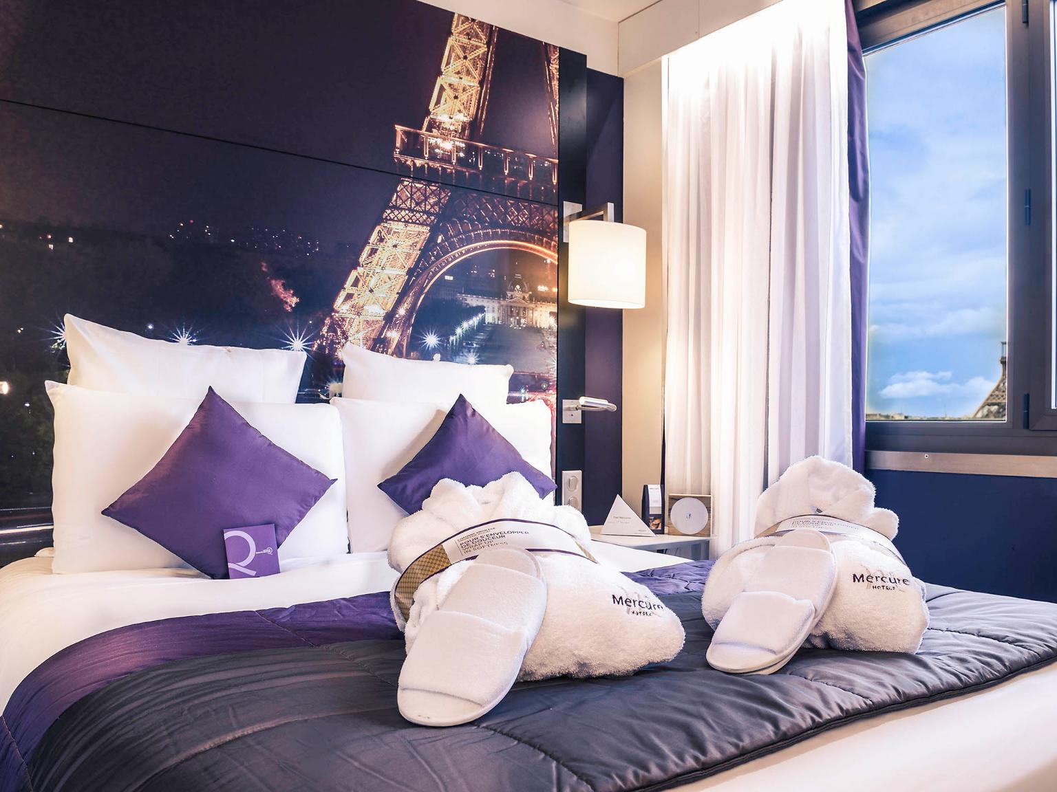 h tel mercure paris centre tour eiffel h tel 20 rue jean rey 75015 paris adresse horaire. Black Bedroom Furniture Sets. Home Design Ideas